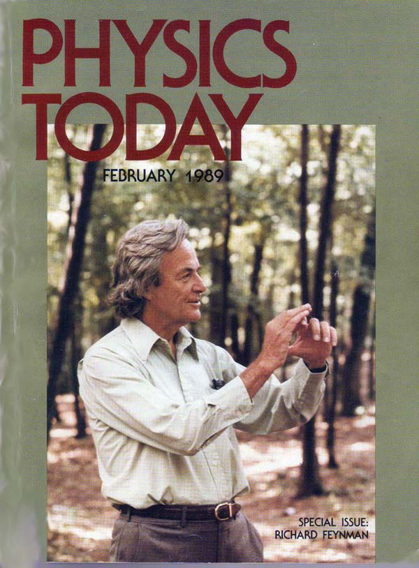 richard feynman books