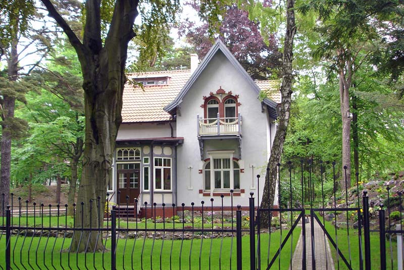 Kaliningrad for German house builders