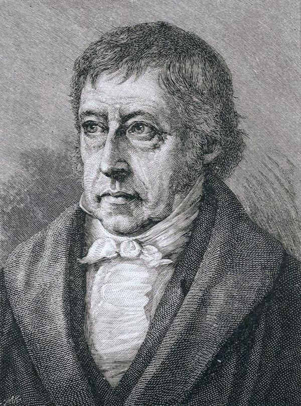 thesis hegel